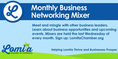 Chamber Networking Mixer/Launch Party tickets