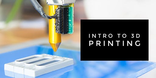 Introduction to 3D Printing for Adults