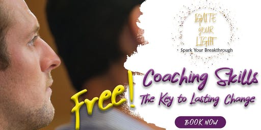 Coaching Skills Series - Key to Lasting Change (Free)
