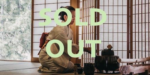 11:15AM - Japanese Tea Ceremony - Furo