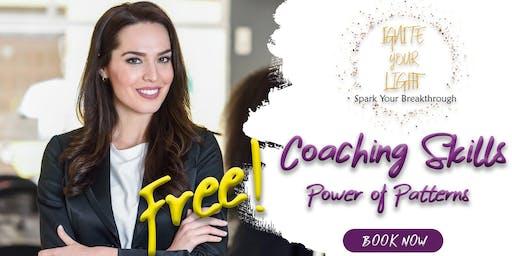 Coaching Skills Series - Power of Patterns (Free)