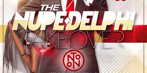 THE NUPE♦️DELPHI TAKEOVER