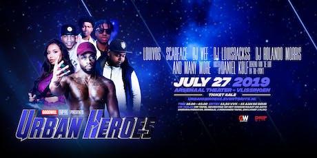 Urban Heroes #1 tickets