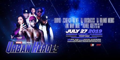 Urban Heroes #1