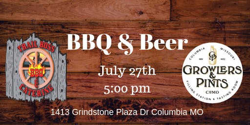 BBQ & Craft Beer Pairing