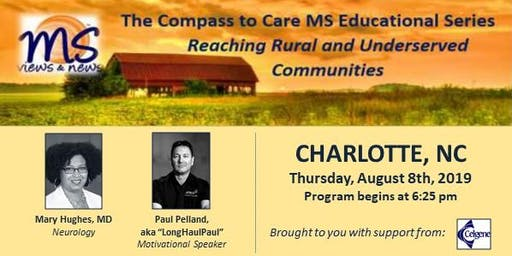 MULTIPLE SCLEROSIS Event in Charlotte, NC: The Compass to Care