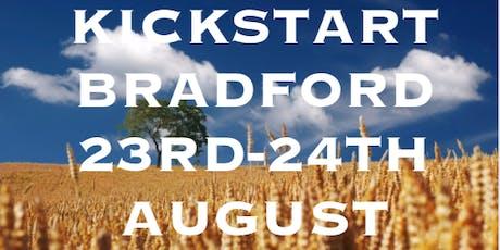Kickstart Bradford tickets