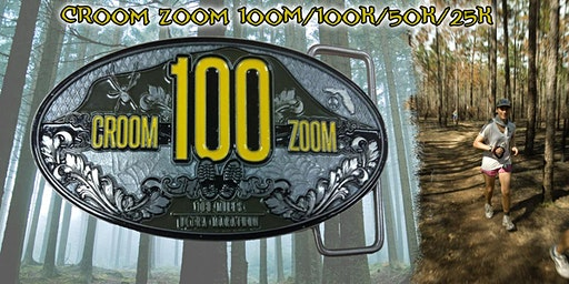 Croom ZOOM 100K, 50K & 25K