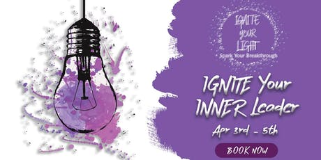 Ignite Your Inner Leader (April) tickets
