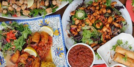 Dinner Club: Desta Ethiopian Kitchen tickets