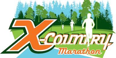 16th Annual X-Country Marathon, 30K, Half-Marathon & 5K