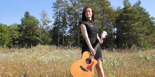 An afternoon of live music with Melanie Peterson