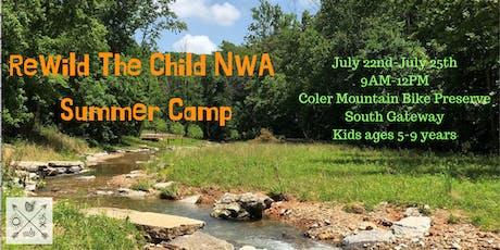 ReWild The Child NWA Summer Camp tickets