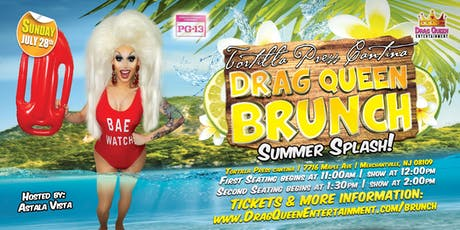 Drag Queen Brunch - Summer Splash! tickets
