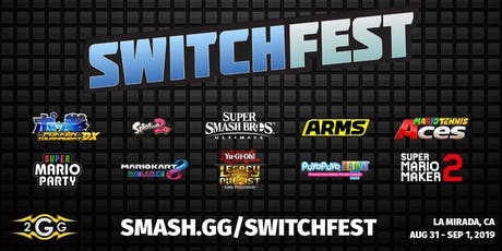 SwitchFest 2019 - Every Game is Free tickets