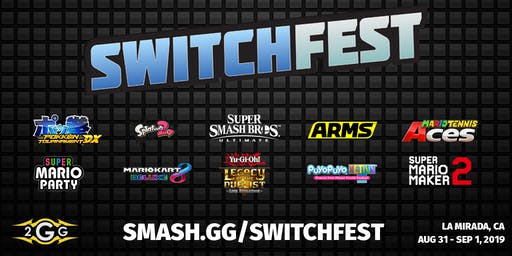 SwitchFest 2019 - Every Game is Free