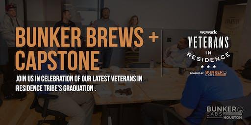 Houston Capstone WeWork Veterans in Residence Powered by Bunker Labs