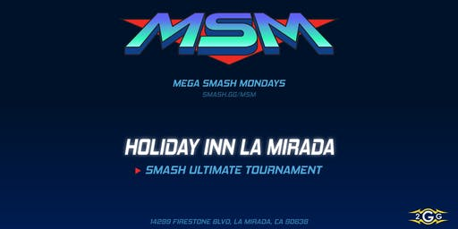 Mega Smash Mondays - Smash Ultimate