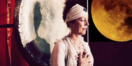 FULL MOON LUNAR ECLIPSE GONG MEDITATION tickets