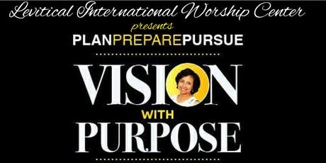 Vision with Purpose - 2020 Vision Board Party tickets