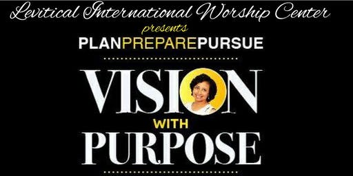 Vision with Purpose - 2020 Vision Board Party