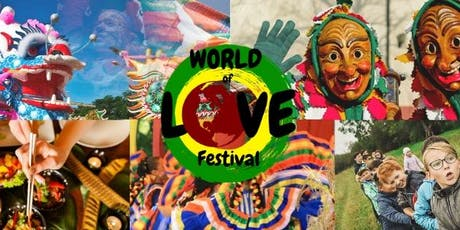 World of Love Festival tickets