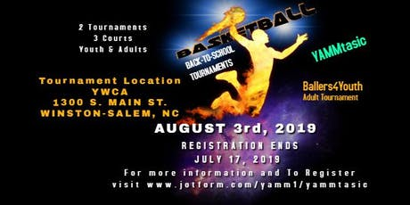 YAMMtasic Youth Basketball Tournament tickets