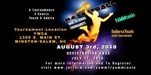 YAMMtasic Youth Basketball Tournament