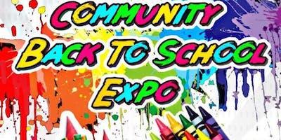 Community Back To School Expo