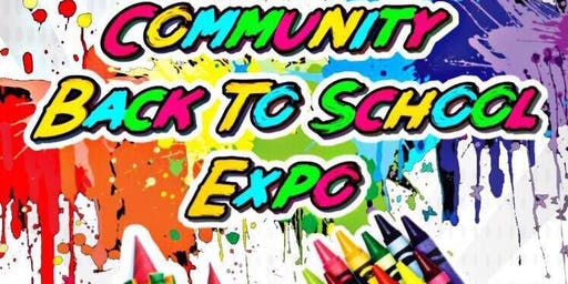 Community Back To School Expo