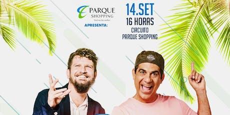 Pranchão - Saulo e Durval ingressos