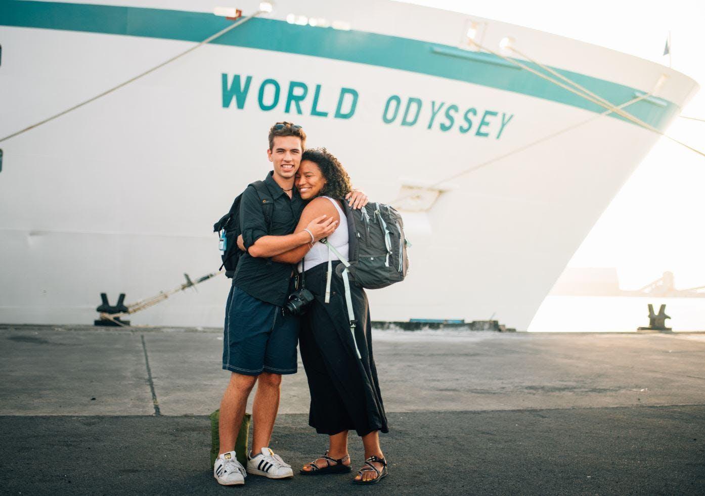 Semester at Sea - Arizona Alumni Chapter Welcome Home/Bon Voyage Event