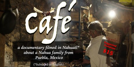 Café (Salt Lake City, UT) Film Screening tickets