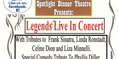 Legends Live :A Tribute Concert