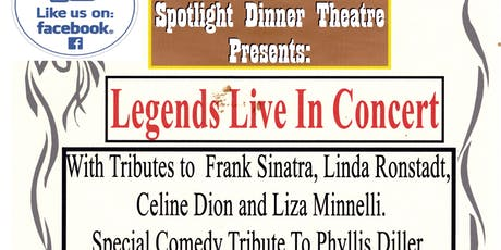 Legends Live :A Tribute Concert tickets