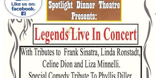 Legends Live :A Tribute Concert