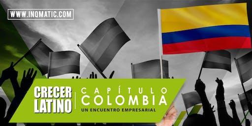 Crecer Latino, Capítulo Colombia