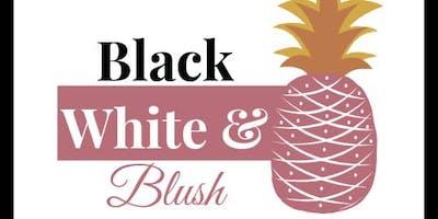 Black White & BLUSH