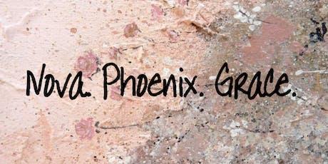 Nova. Phoenix. Grace. Launch Party entradas