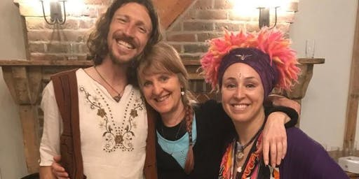Ecstatic Dance and Sound Bath ~ Pixi Pete & Kwali Kumera