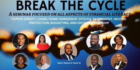 Break the Cycle Today tickets