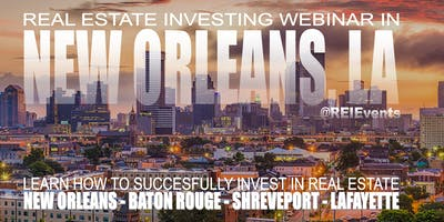 Real Estate Investing Webinar Orientation