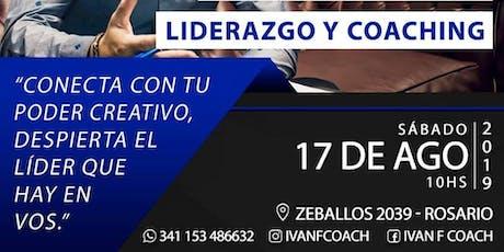 Taller Presencial de Liderazgo y Coaching entradas
