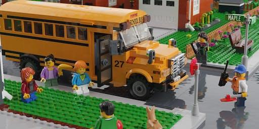 Back to School Brick Bash