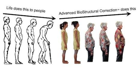 Advanced BioStructural Correction™ Free Seminar and Demo tickets