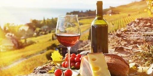 Fine Wine: A Tasting Experience
