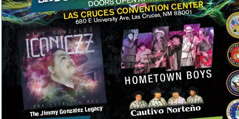 Luke's Wings 2019 Music Explosion- Jimmy G Legacy/Grupo Mazz, Hometown Boys