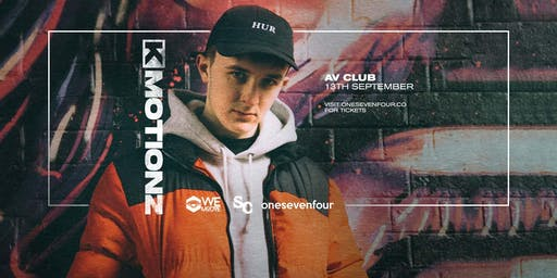 SLY CHAOS Presents: K Motionz (UK)