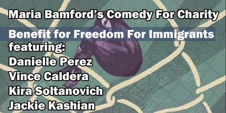 Maria Bamford's Comedy For Charity Benefit For Freedom For Immigrants tickets
