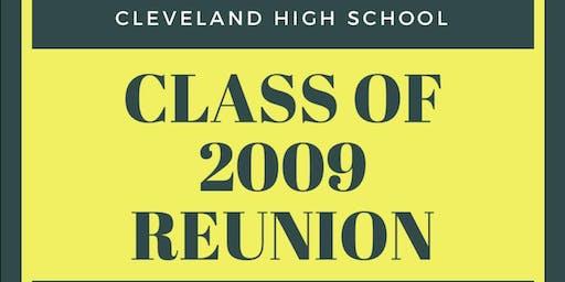 CHS 2009 Reunion